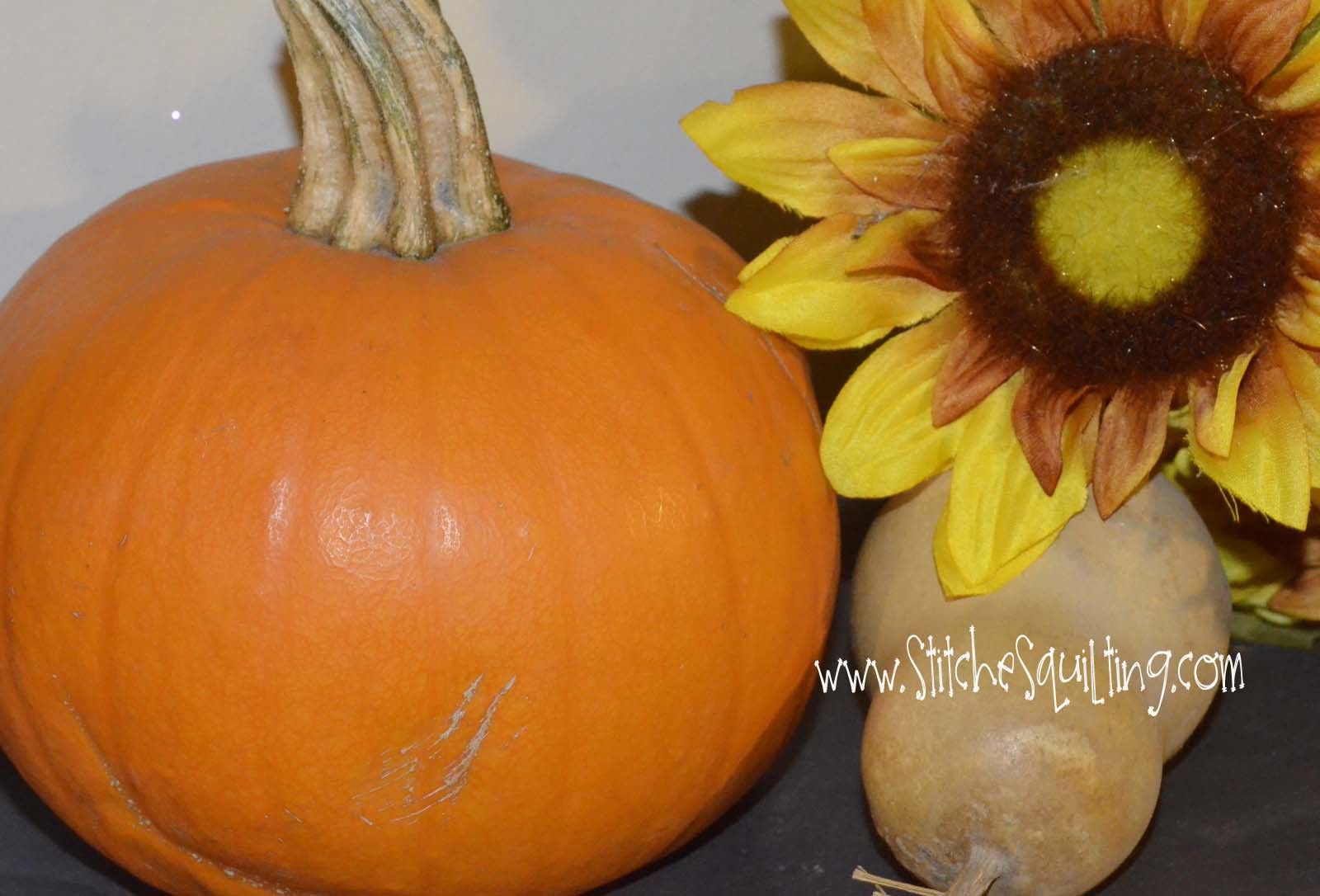 Don't forget to cook up your small pumpkins for pumpkin pie