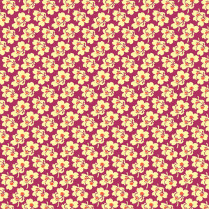 Amy Butler Eternal Sunshine Fabric PWAB1663 Pansies Cerise
